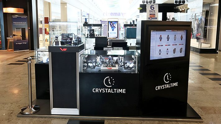 Showroom CrystalTime