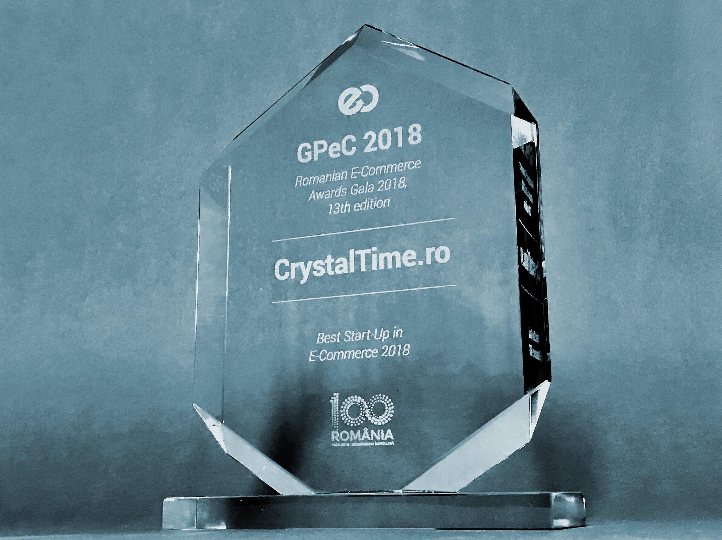 CrystalTime - Trofeul GPEC