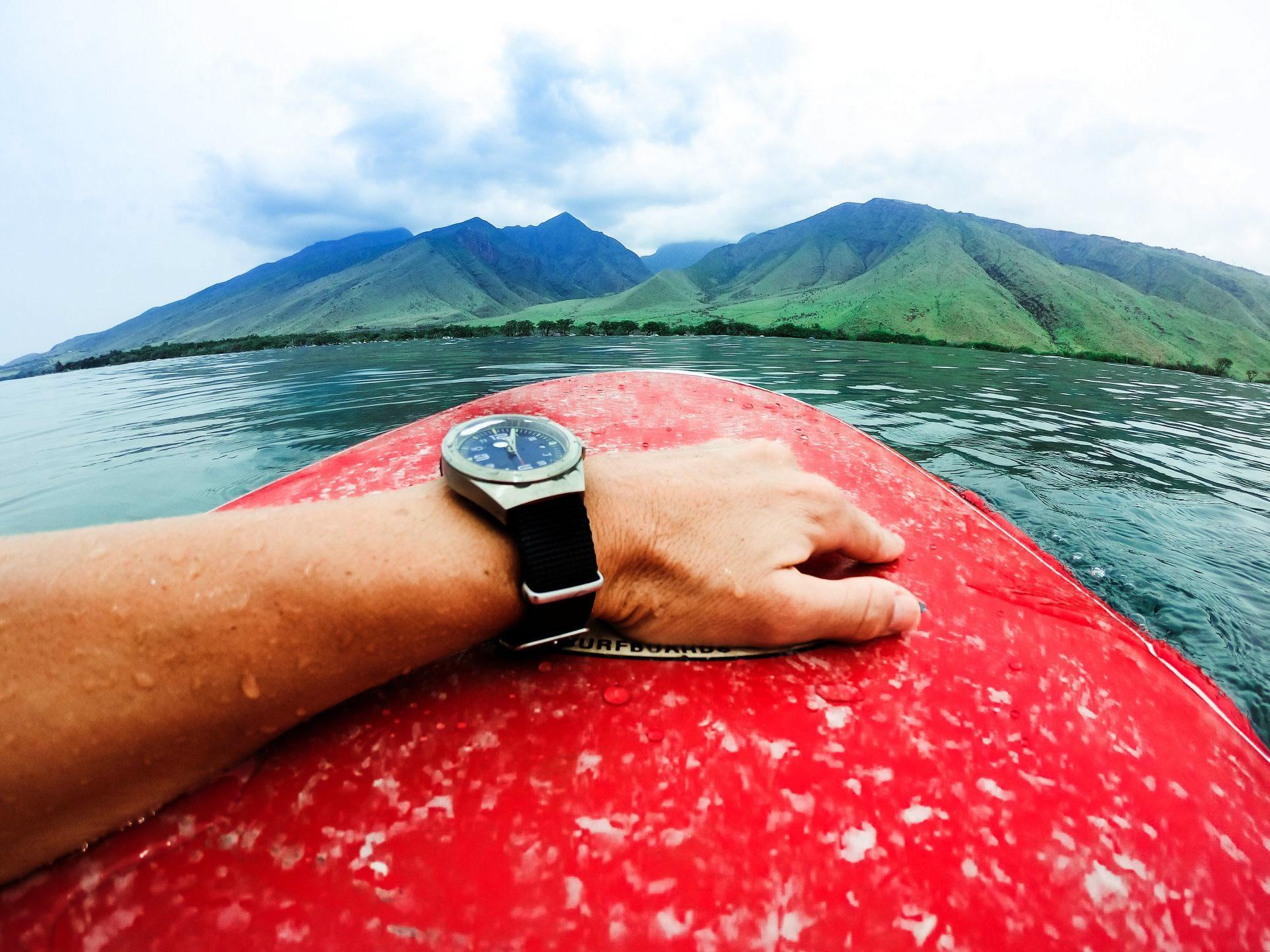 Ceasuri Taraser - sporturi nautice