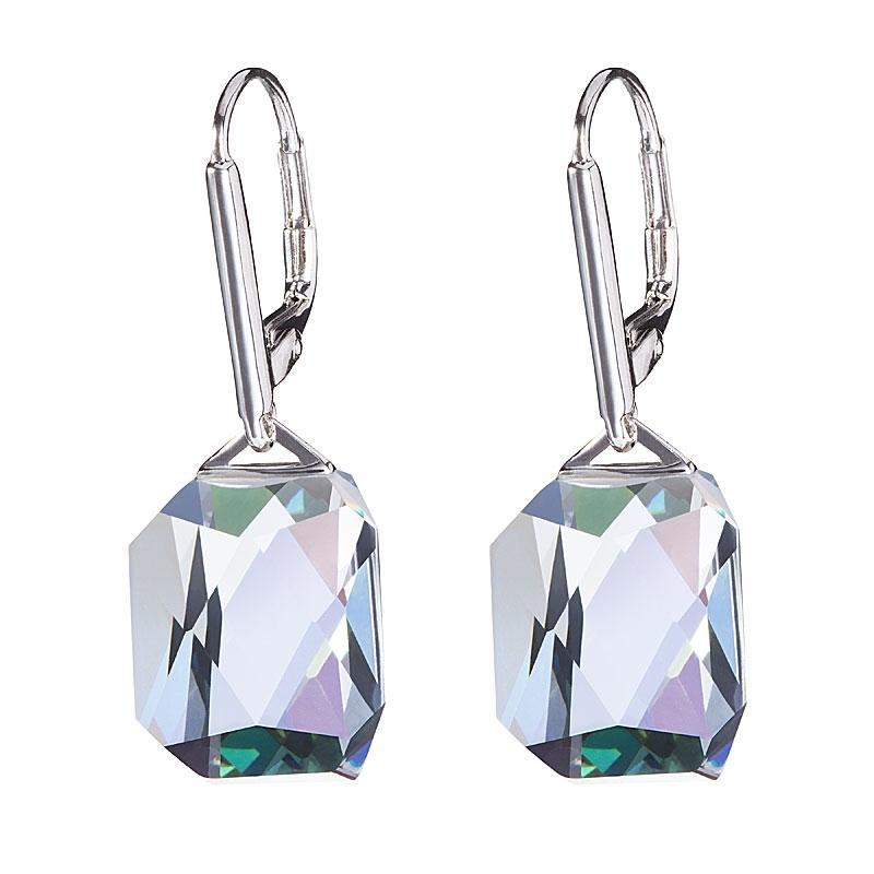 Icy Splendour - Cercei de argint Preciosa (Crystal AB)