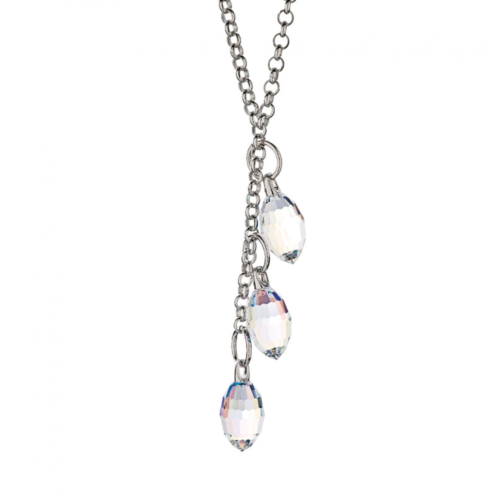 Cristal de glace - Colier Preciosa (Crystal AB)