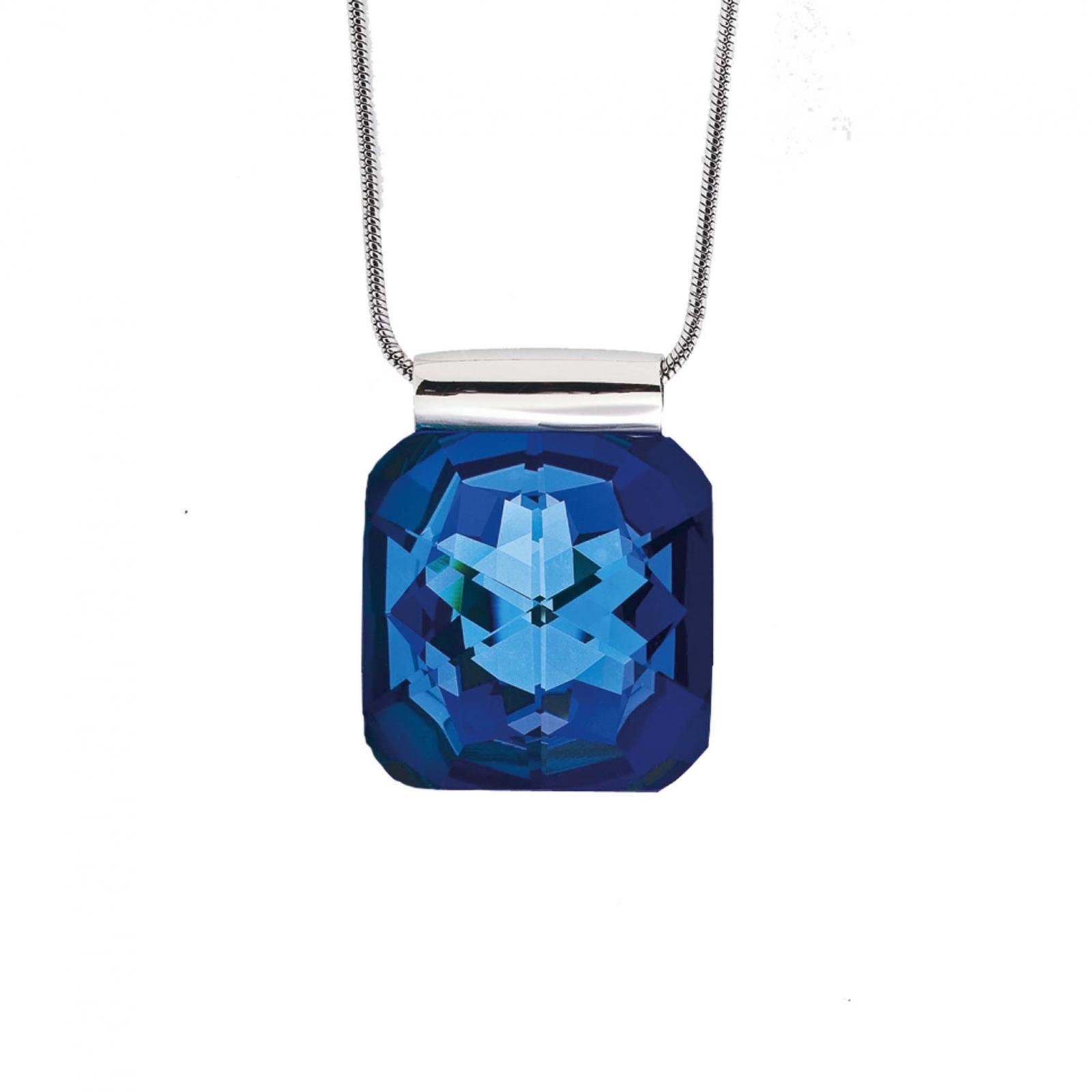 Bella - Colier Preciosa (Bermuda Blue)