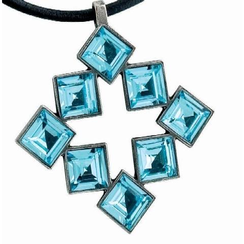 Tereza - Colier Preciosa (Aquamarine)