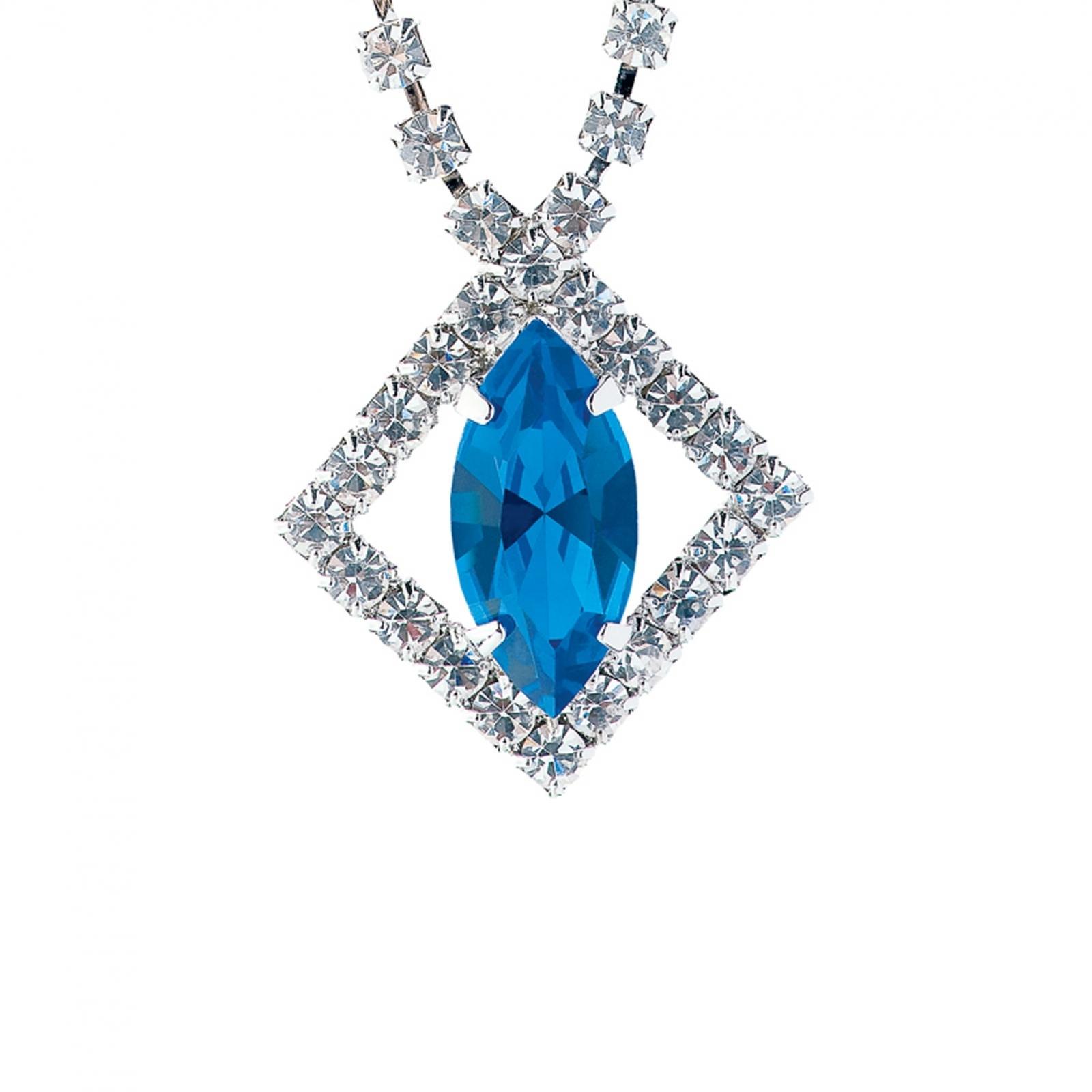 Pyxis - Colier Preciosa (Capri Blue)