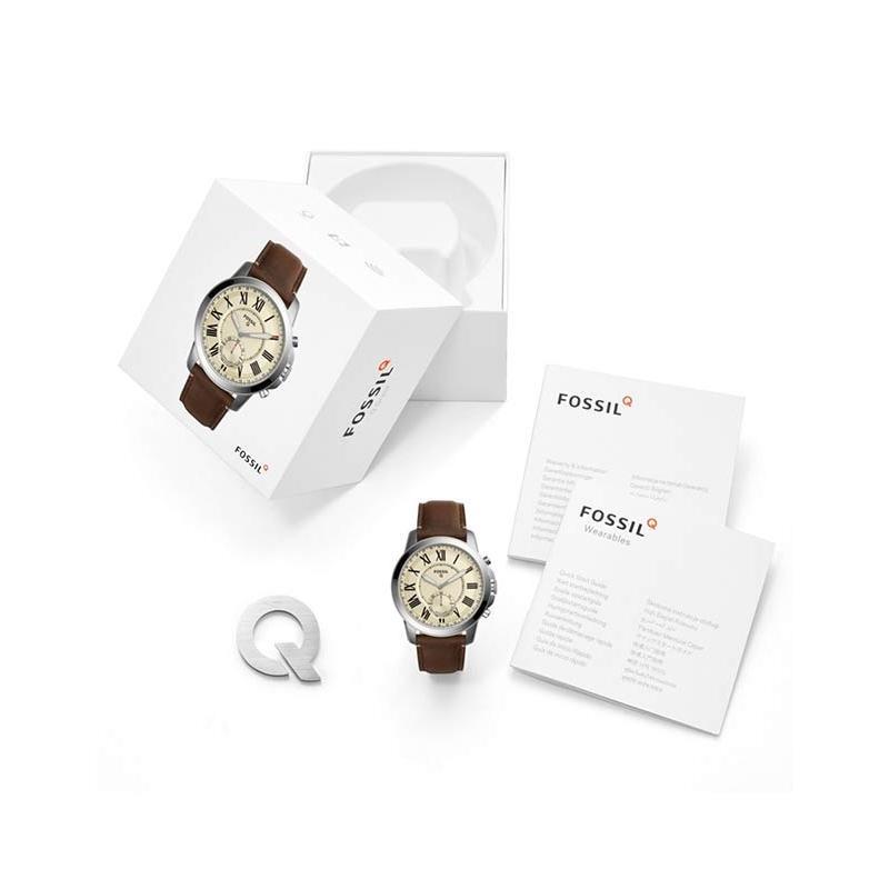 Ceas Fossil Hybrid Smartwatch Q Grant FTW1118