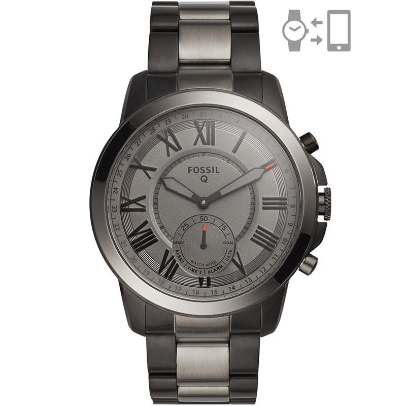 Ceas Fossil Hybrid Smartwatch Q Grant FTW1139