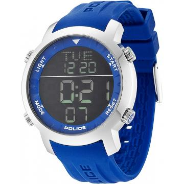 Ceas Police Cyber World Time 12898JS/02G