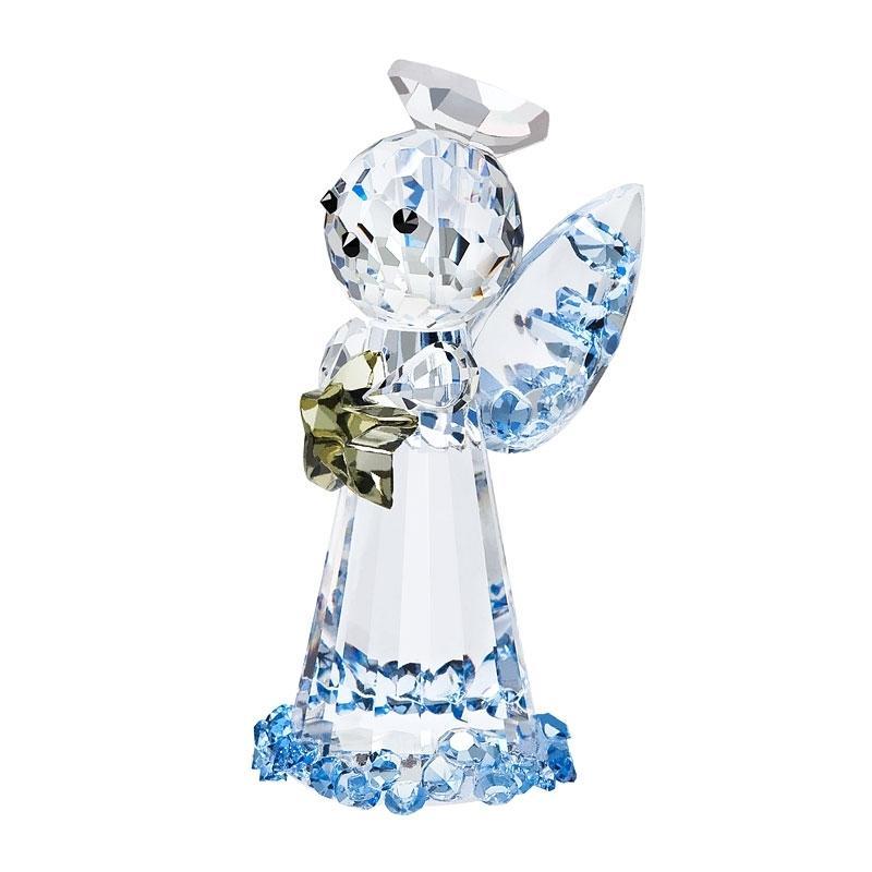 Figurina cristal Preciosa - God's Messenger (Lt. Sapphire)