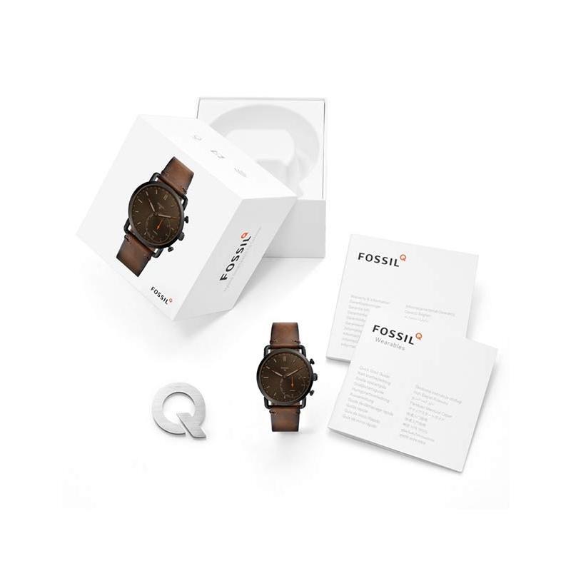 Ceas Fossil Hybrid Smartwatch Q Commuter FTW1149