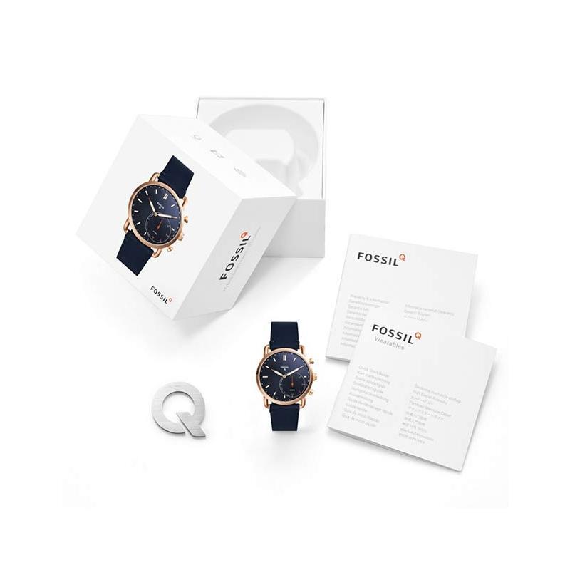 Ceas Fossil Hybrid Smartwatch Q Commuter FTW1154