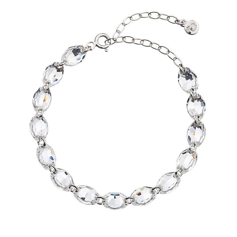 Dreamy Look - Bratara de argint Preciosa (Crystal)