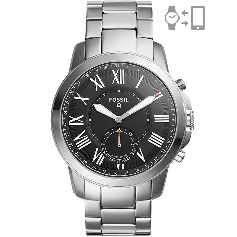 Ceas Fossil Hybrid Smartwatch Q Grant FTW1158