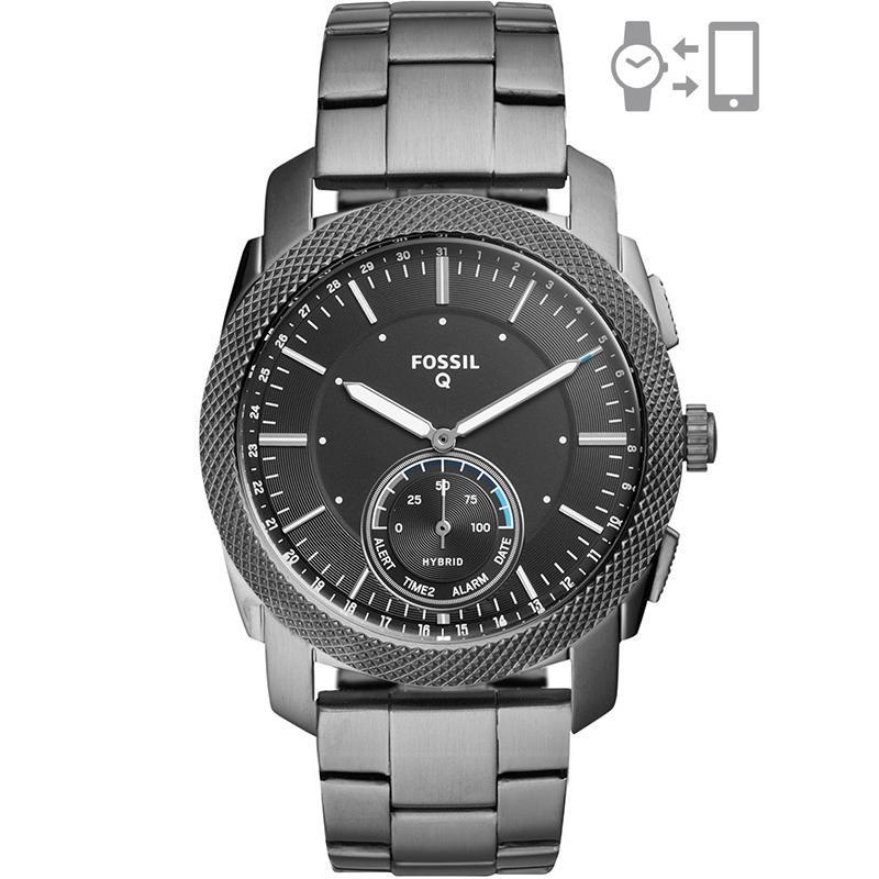 Ceas Fossil Hybrid Smartwatch Q Machine FTW1166