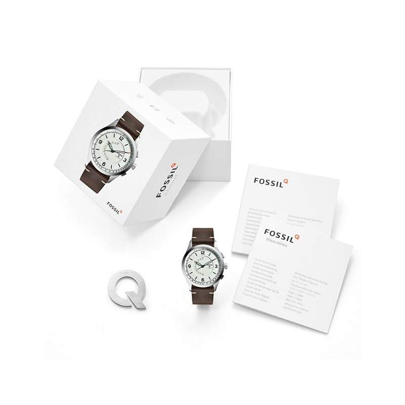 Ceas Fossil Hybrid Smartwatch Q Activist FTW1204