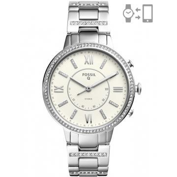 Ceas Fossil Hybrid Smartwatch Q Virginia FTW5009