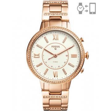 Ceas Fossil Hybrid Smartwatch Q Virginia FTW5010