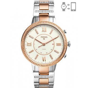 Ceas Fossil Hybrid Smartwatch Q Virginia FTW5011