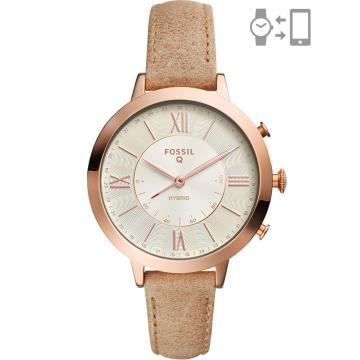Ceas Fossil Hybrid Smartwatch Q Jacqueline FTW5013