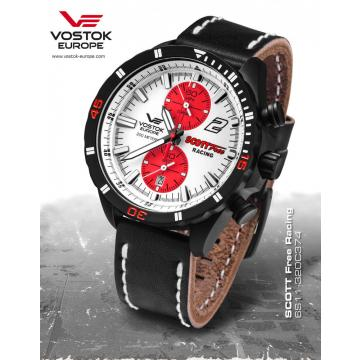 Ceas Vostok Europe Scott Free Race 6S11/320C374