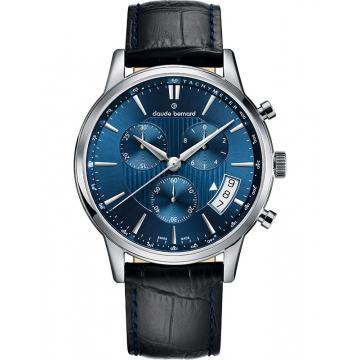 Ceas Claude Bernard Classic Chronograph 01002 3 BUIN