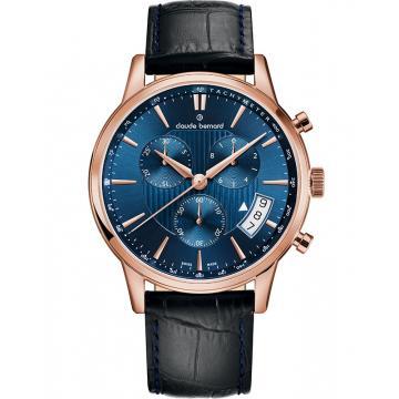 Ceas Claude Bernard Classic Chronograph 01002 37R BUIR