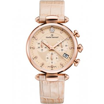 Ceas Claude Bernard Dress Code Chronograph 10215 37R BEIR2