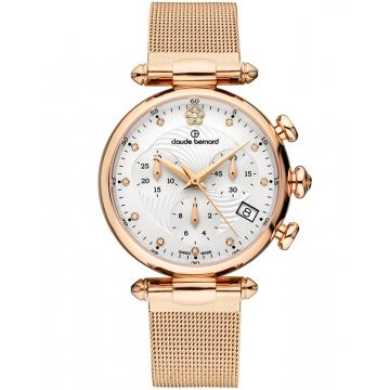 Ceas Claude Bernard Dress Code Chronograph 10216 37R APR2