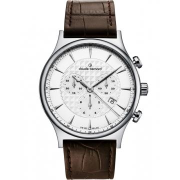 Ceas Claude Bernard Classic Gents Chronograph 10217 3 AIN