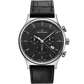 Ceas Claude Bernard Classic Gents Chronograph 10217 3 NIN