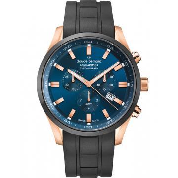 Ceas Claude Bernard Aquarider Chronograph 10222 37RNCA BUIR1