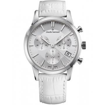 Ceas Claude Bernard Classic Ladies Chronograph 10231 3 AIN