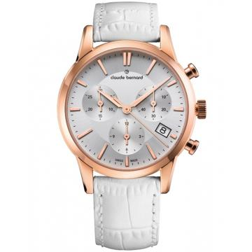Ceas Claude Bernard Classic Ladies Chronograph 10231 37R AIR