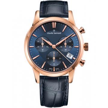 Ceas Claude Bernard Classic Ladies Chronograph 10231 37R BUIR