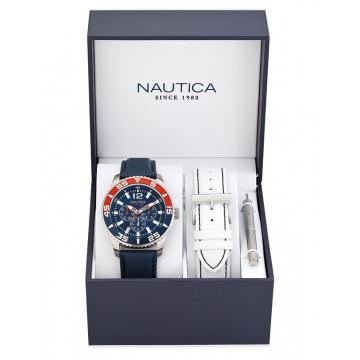 Ceas Nautica Multi Box Set A14669G