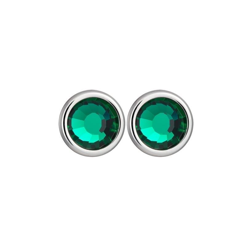 Carlyn - Cercei Preciosa (Emerald)