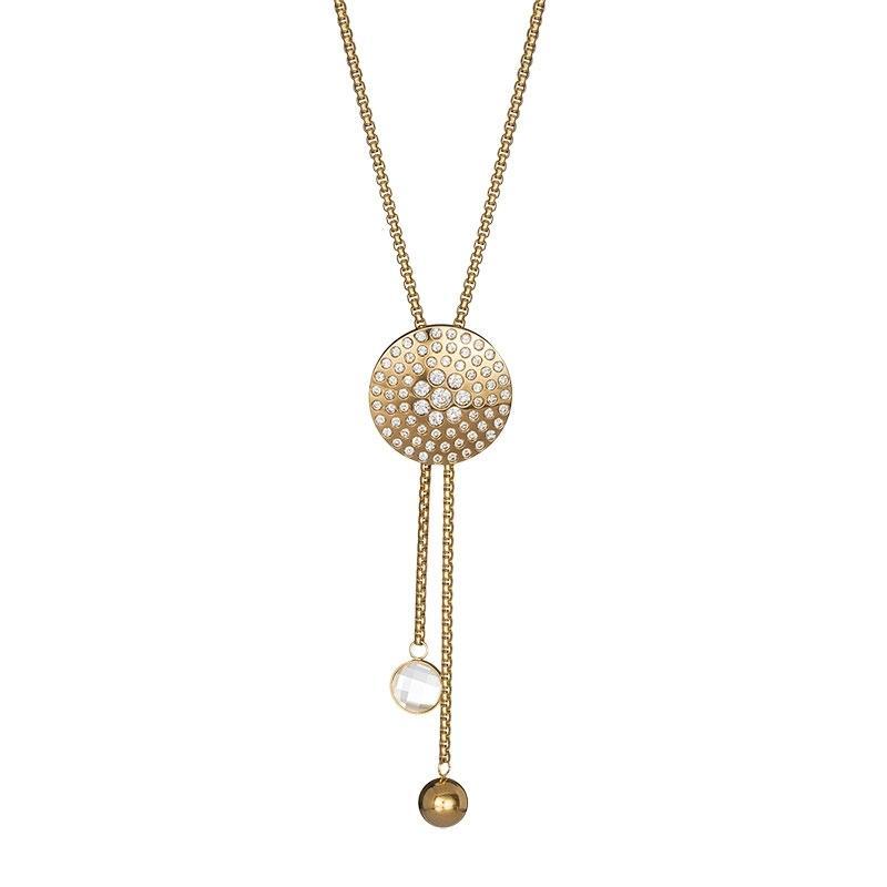 Starry Sky - Colier Preciosa (Crystal Gold)