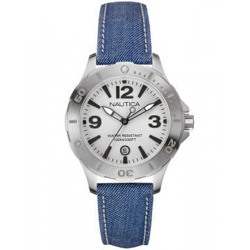 Ceas Nautica 3 Hands NAI11504M