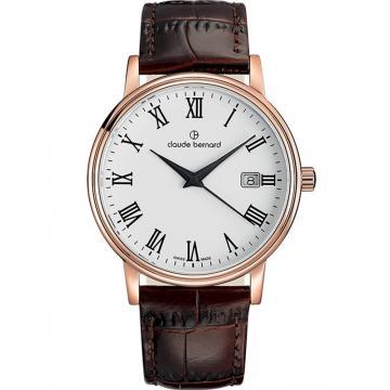 Ceas Claude Bernard Classic Gents 53007 37R BR