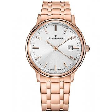 Ceas Claude Bernard Classic Ladies Date 54005 37RM AIR