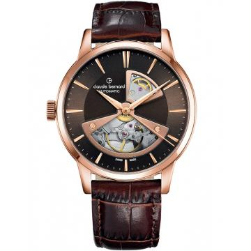 Ceas Claude Bernard Classic Automatic Open Heart 85017 37R BRIR2