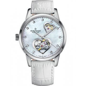 Ceas Claude Bernard Classic Automatic Open Heart 85018 3 NAPN2