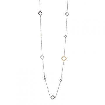 Grandeur - Colier Preciosa (Crystal Gold)