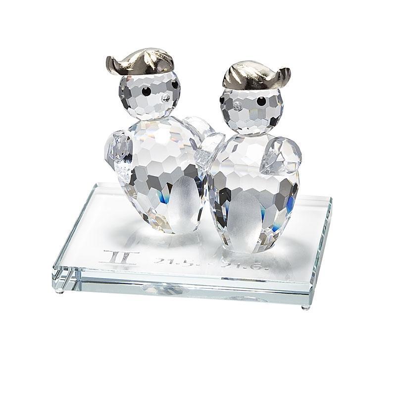 Decoratiune cristal Preciosa - Zodia Gemeni