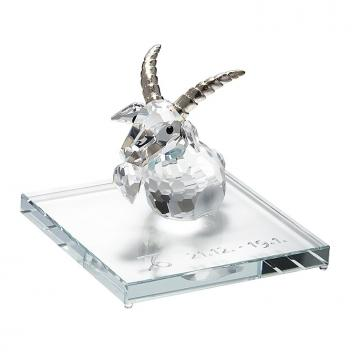 Decoratiune cristal Preciosa - Zodia Capricorn