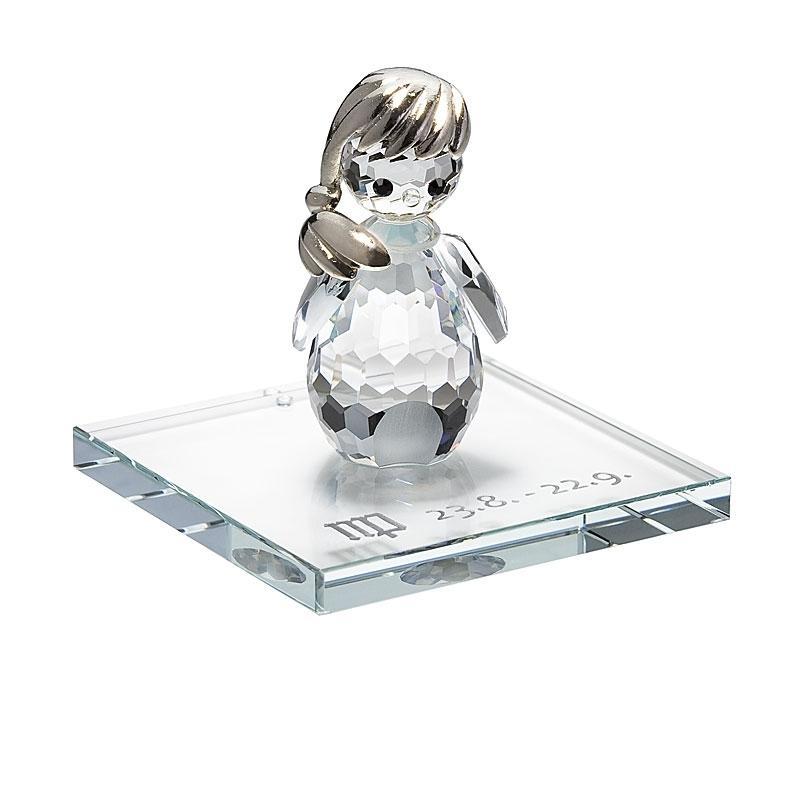 Decoratiune cristal Preciosa - Zodia Fecioara