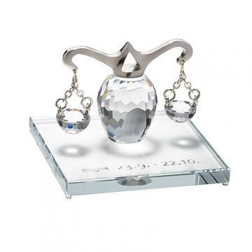 Decoratiune cristal Preciosa - Zodia Balanta