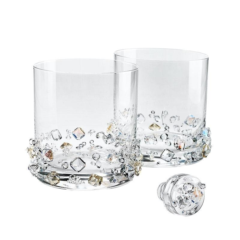 Pahare de cristal Preciosa - Icy Fresh