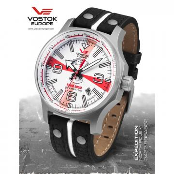 Ceas Vostok Europe Expedition Radio Room Edition 2432/595A532