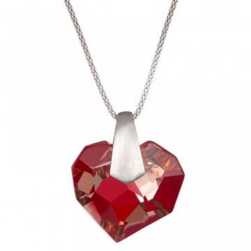 Red Valentine - Colier de argint Preciosa (Siam)