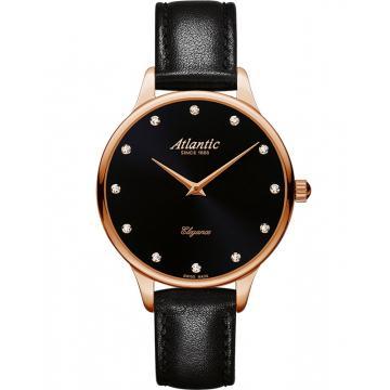 Ceas Atlantic Elegance 29038.44.67L